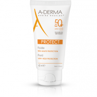 A-DERMA Protect Fluid SPF50+ 40ml