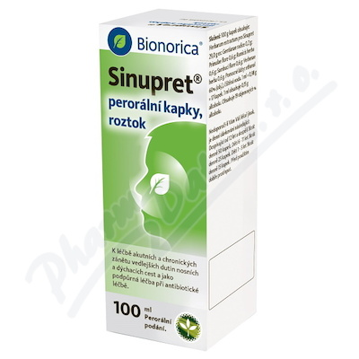 SINUPRET por gtt sol 100ml