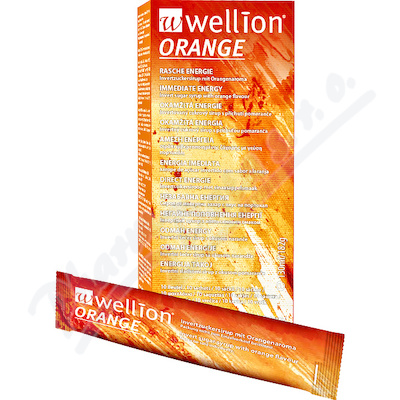 Wellion - tekutý cukr (10 sáčků po 13ml)