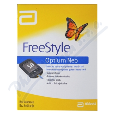 Glukometr FreeStyle Optium Neo