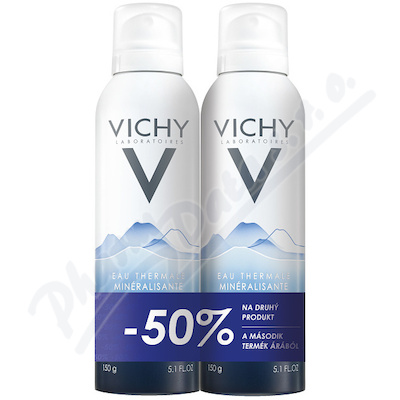 VICHY Thermal water DUO 2x150 ml